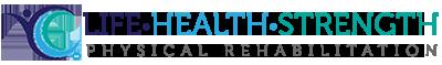 Life Health Strength Logo